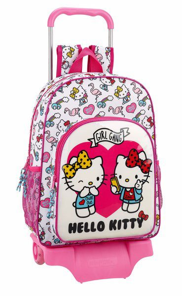 Hello Kitty Trolley Girl Gang