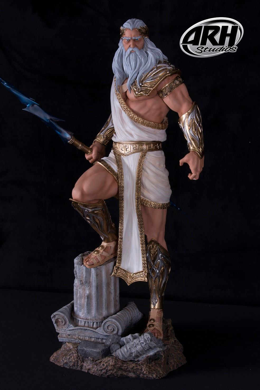 ARH Studios Statue 1/4 Zeus Greek God Artist Proof Edition 48 cm