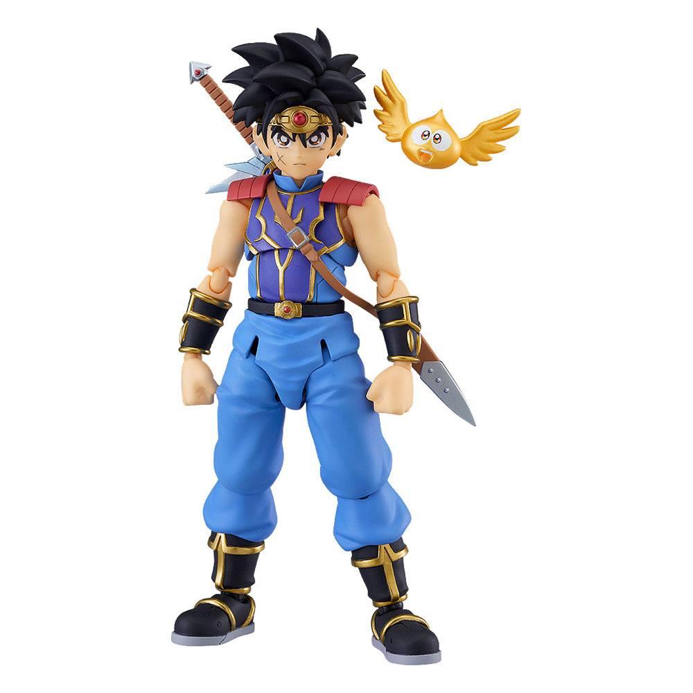 Dragon Quest The Adventure of Dai Figma Action Figure Dai 13 cm