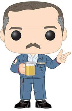 Cheers POP! TV Vinyl Figure Cliff 9 cm