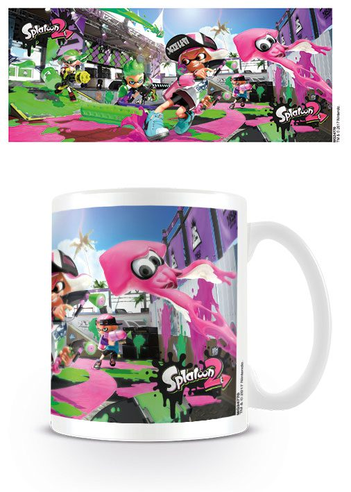 Splatoon 2 Mug Game Cover