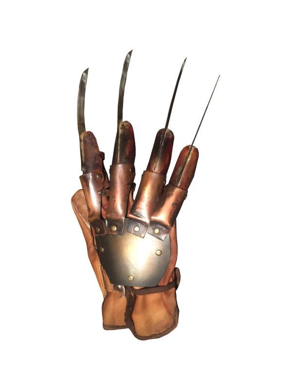 A Nightmare on Elm Street 3: Dream Warriors Replica 1/1 Freddy's Glove