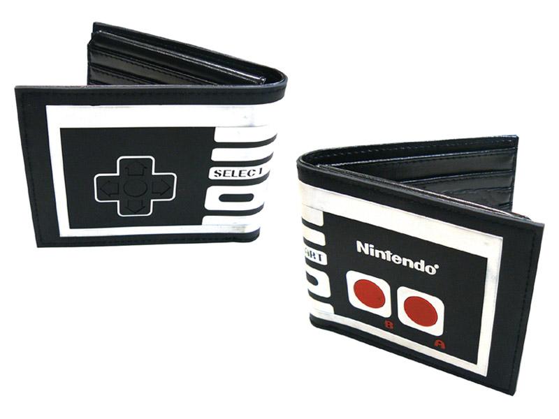 Nintendo Wallet Bifold Controller