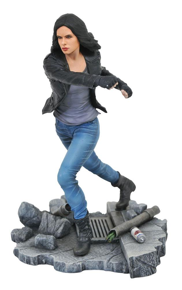 The Defenders Marvel TV Gallery PVC Statue Jessica Jones 23 cm