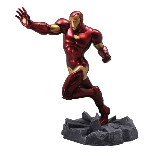 Marvel Comics Civil War Statue 1/8 Iron Man 22 cm