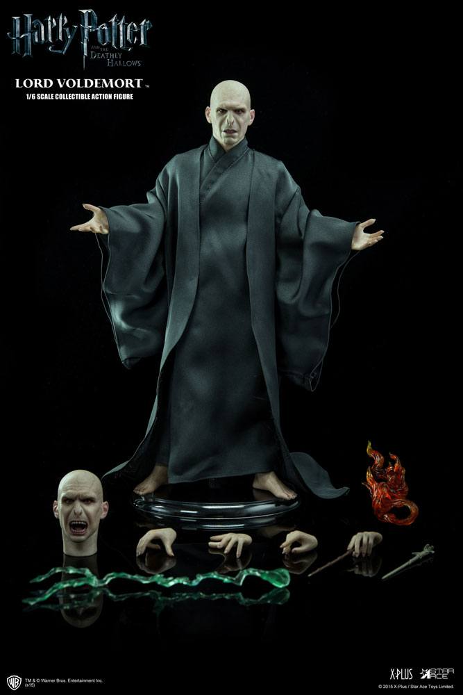 Harry Potter My Favourite Movie Action Figure 1/6 Lord Voldemort New Version 30 cm