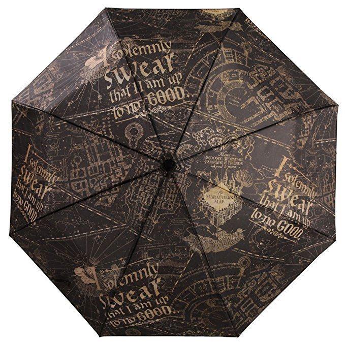 Harry Potter Umbrella I Solemnly Swear