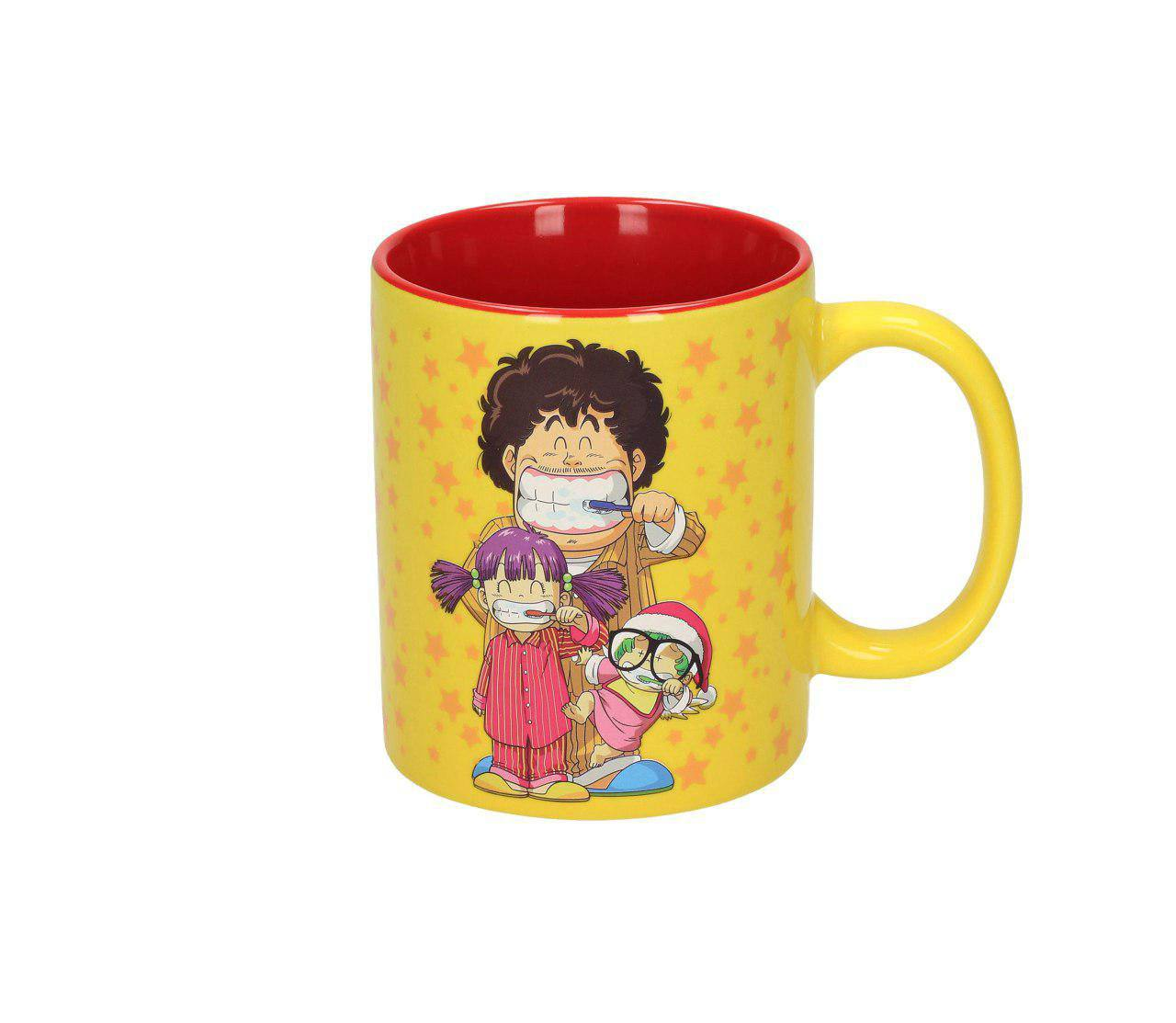 Dr. Slump Mug Family Teeth
