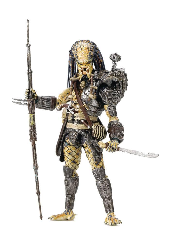 Predator 2 Action Figure 1/18 Elder Predator Previews Exclusive 11 cm