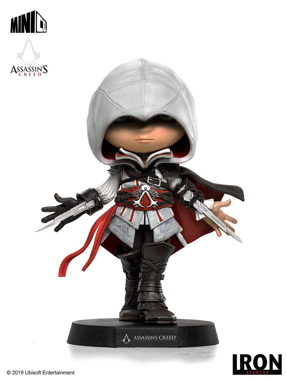 Assassin's Creed II Mini Co. PVC Figure Ezio 14 cm