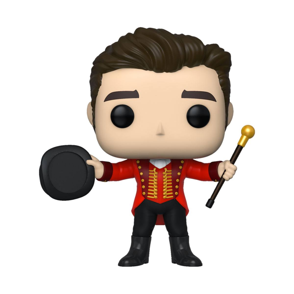 The Greatest Showman POP! Movies Vinyl Figure P.T. Barnum 9 cm