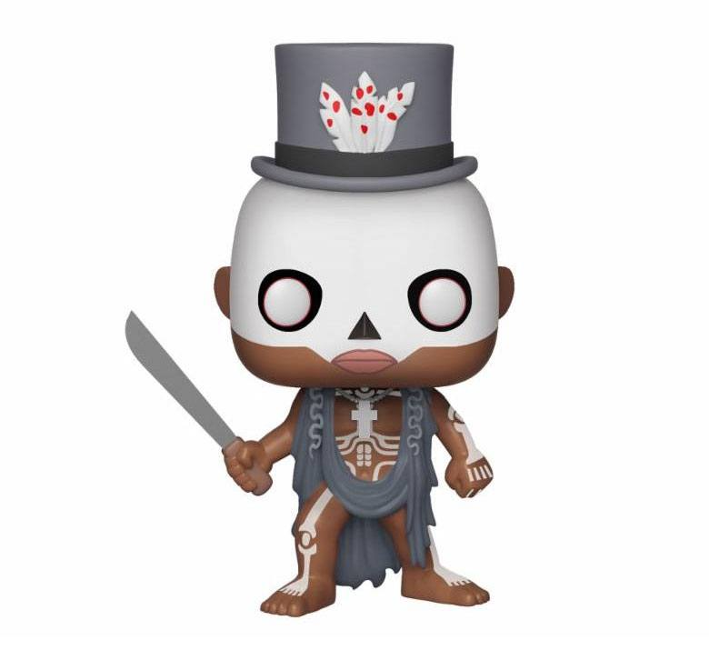 James Bond POP! Movies Vinyl Figure Baron Samedi 9 cm
