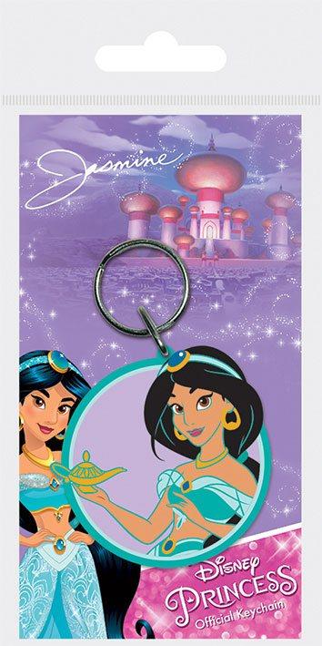 Disney Princess Rubber Keychain Jasmine 6 cm