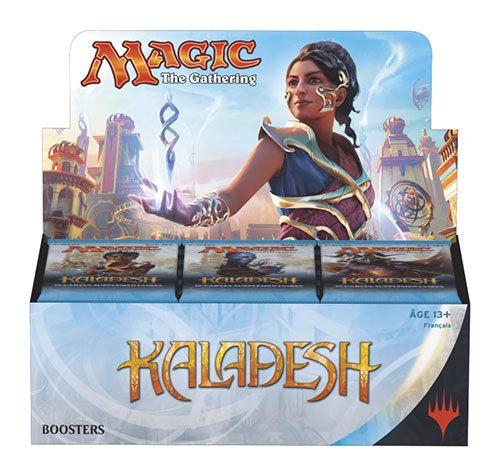 Magic the Gathering Kaladesh Booster Display (36) french