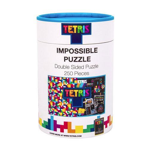 Tetris Impossible Jigsaw Puzzle (250 pieces)