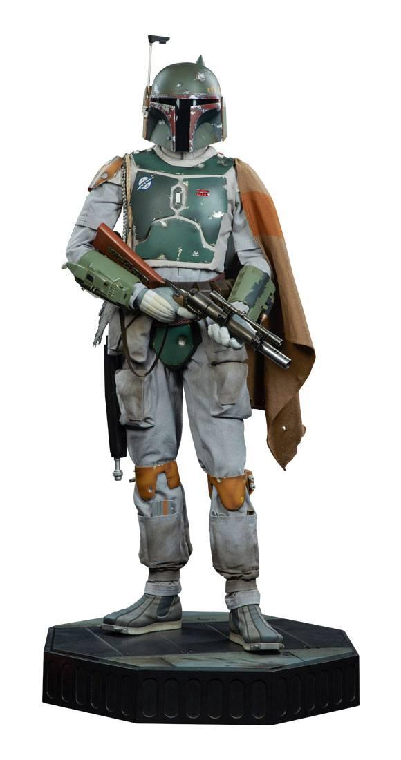 Star Wars Legendary Scale Statue 1/2 Boba Fett 104 cm