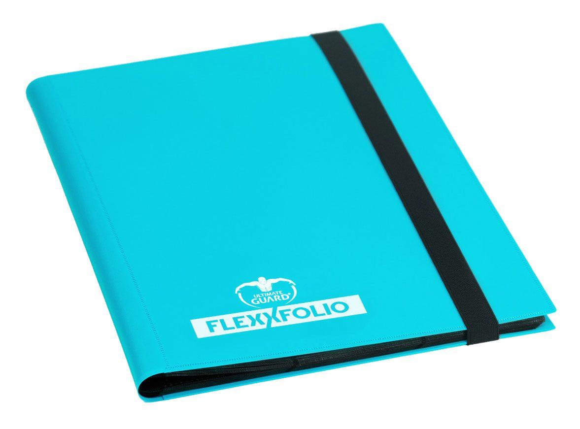 Ultimate Guard 9-Pocket FlexXfolio Aquamarine