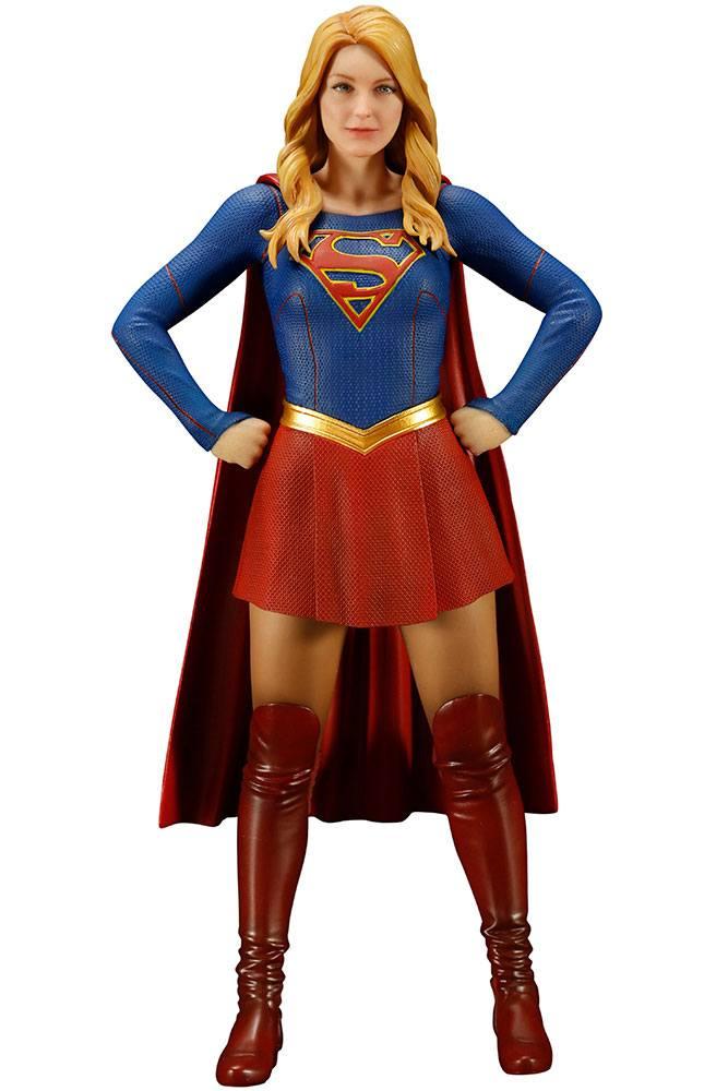 Supergirl ARTFX+ PVC Statue 1/10 Supergirl 17 cm