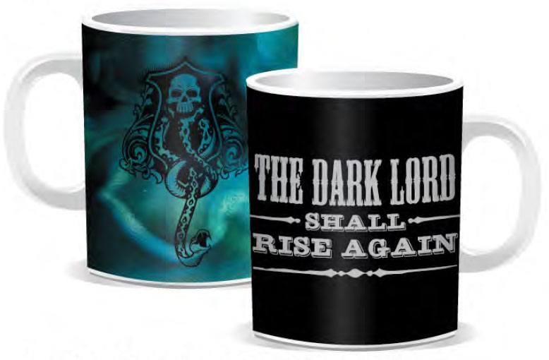 Harry Potter Heat Change Mug Dark Mark