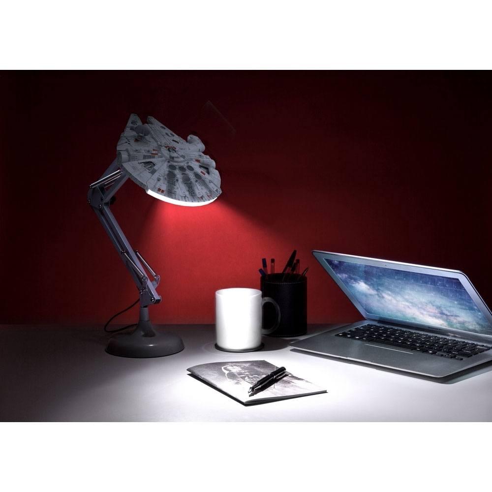 Star Wars Millennium Falcon Posable Desk Light 60 cm