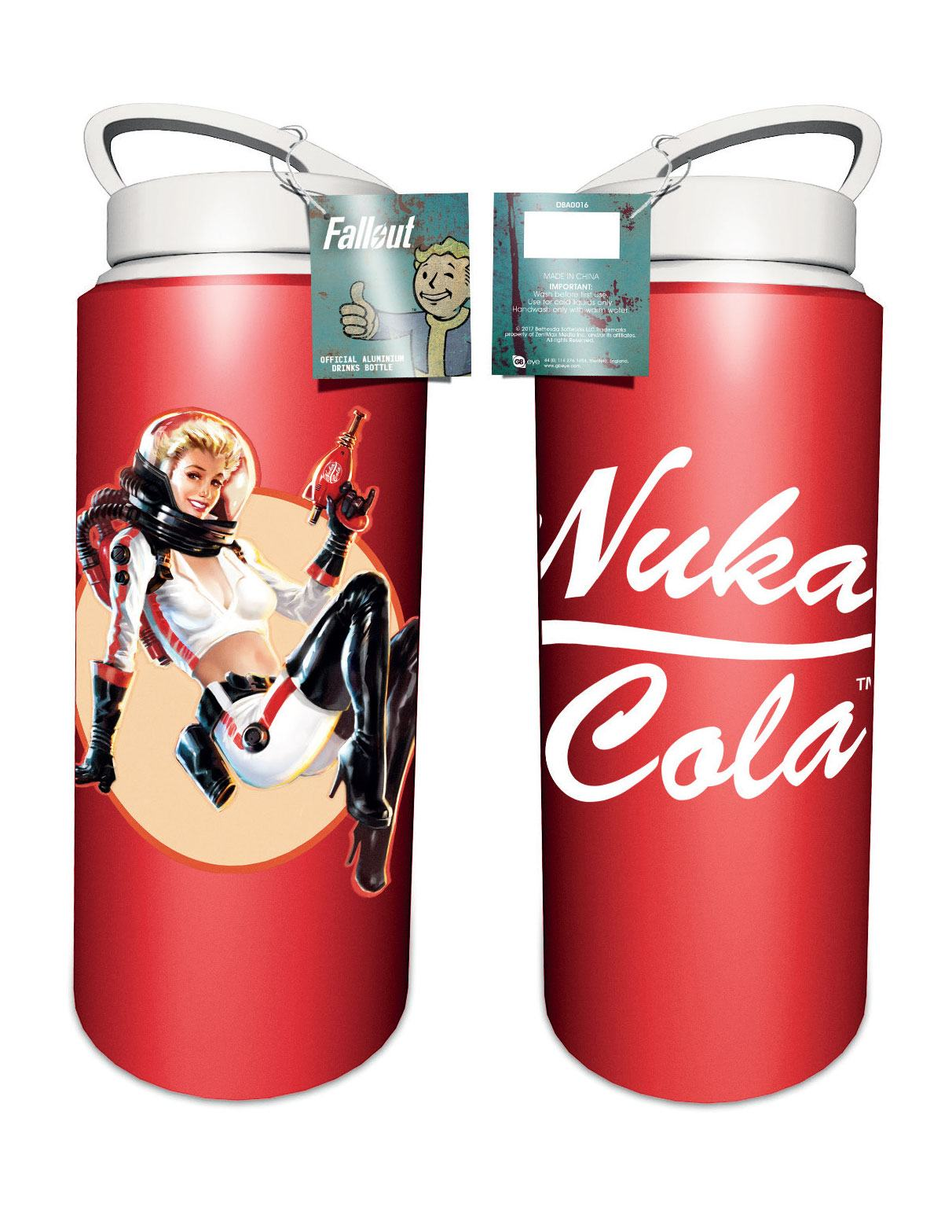 Fallout Drink Bottle Nuka Cola