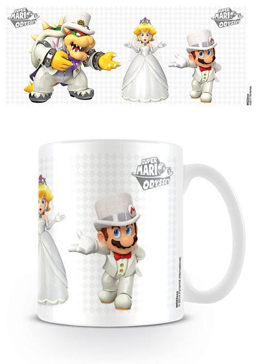 Super Mario Odyssey Mug Who Will She Choose