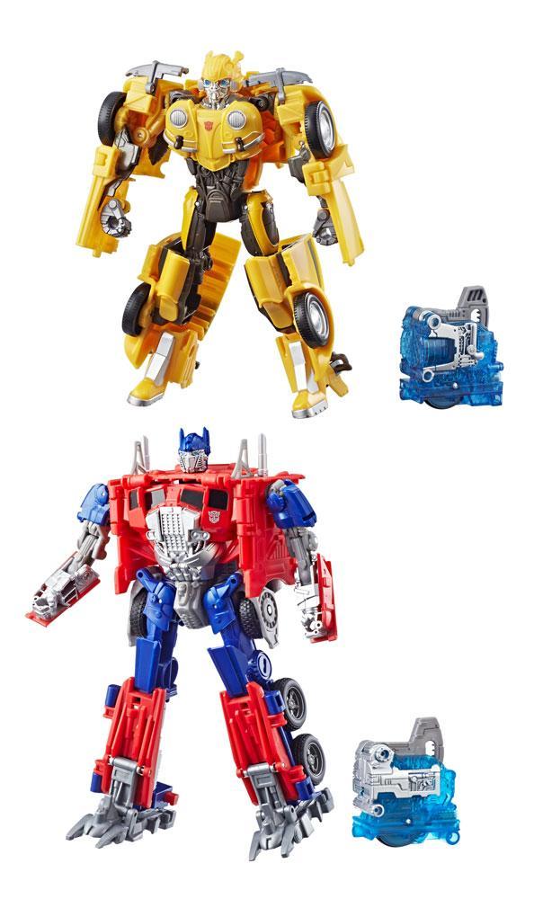 Transformers Bumblebee Energon Igniters Power Nitro Action Figures 2018 Wave 1 Assortment (4)