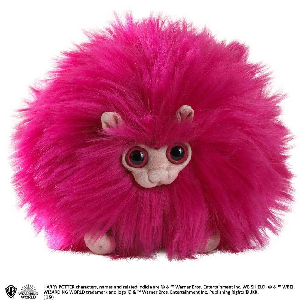 Harry Potter Plush Figure Pygmy Puff Pink 15 cm