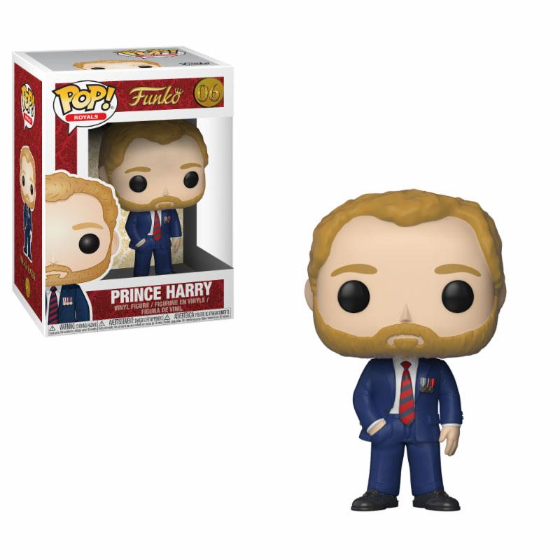 Royal Family POP! Vinyl Figure Prince Harry 9 cm