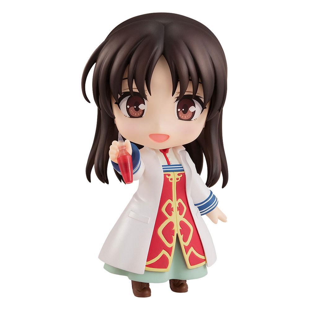 The Saint's Magic Power is Omnipotent Nendoroid Action Figure Sei Takanashi 10 cm