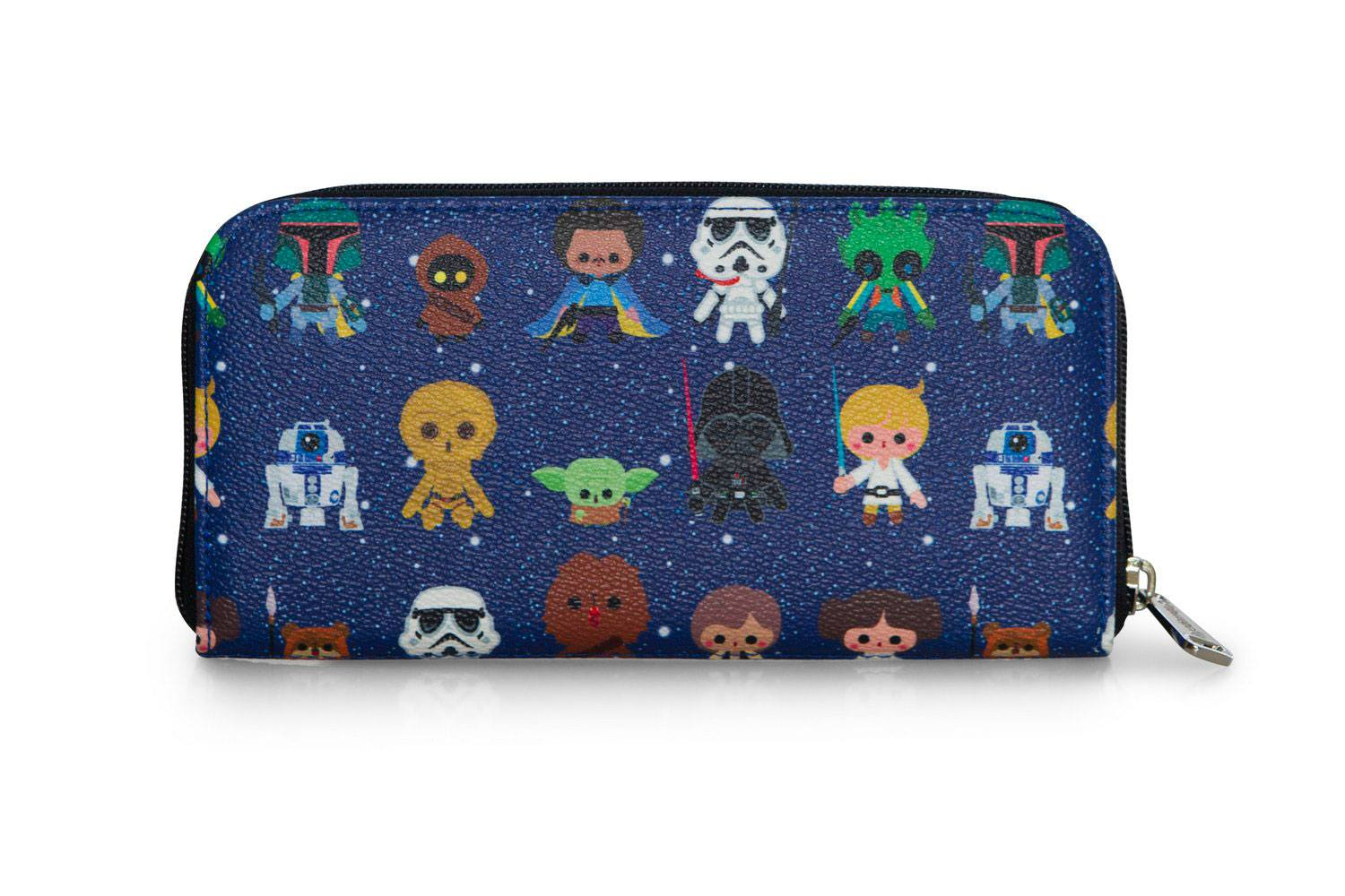 Star Wars by Loungefly Wallet Baby Character Print