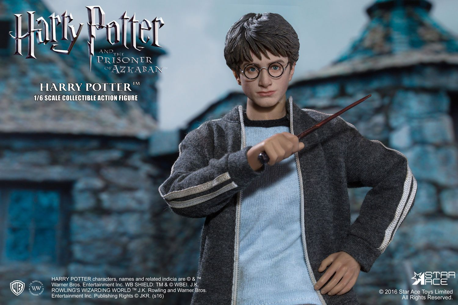 Harry Potter webwinkel by the Captain