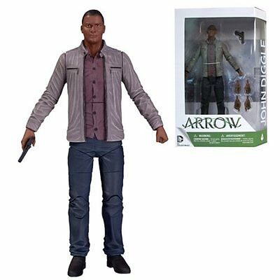 DC Collectibles DC Comics Arrow John Diggle 17 cm