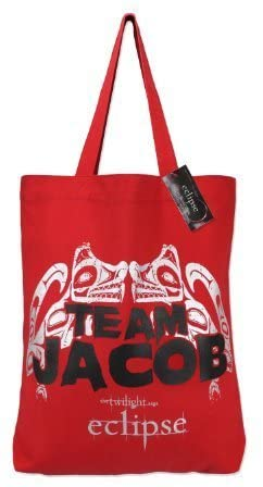 Eclipse - Tote Bag - Team Jacob