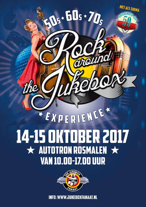 Rock Around the Jukebox Experience 2017
