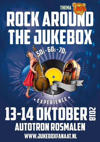 Rock around the jukebox experience 2018