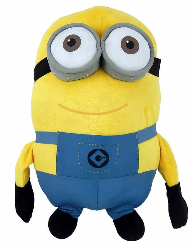 Despicable me 2 - Grote Minions knuffel 60 cm versie B