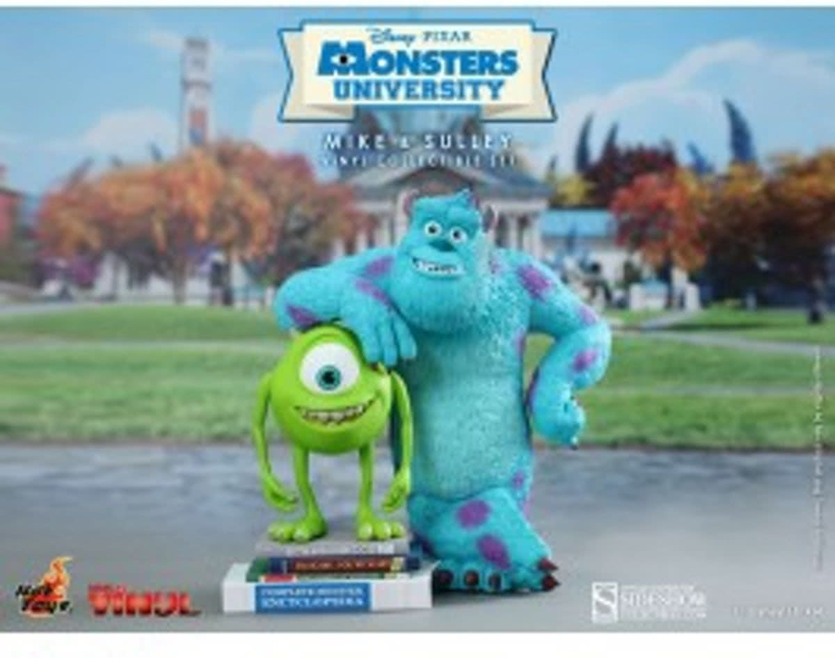 Monsters University Mike & Sulley 23 cm