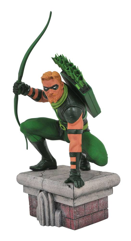 DC Comic Gallery PVC Statue Green Arrow 20 cm