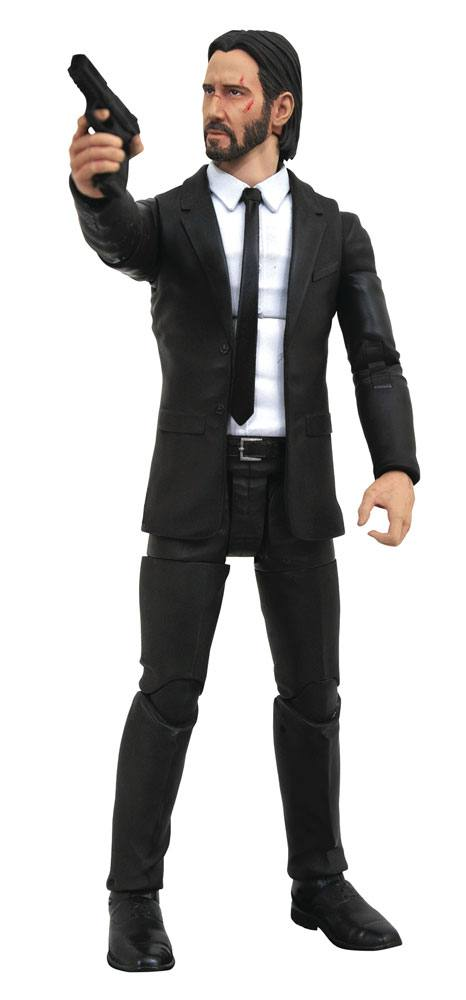 John Wick Select Action Figure 18cm
