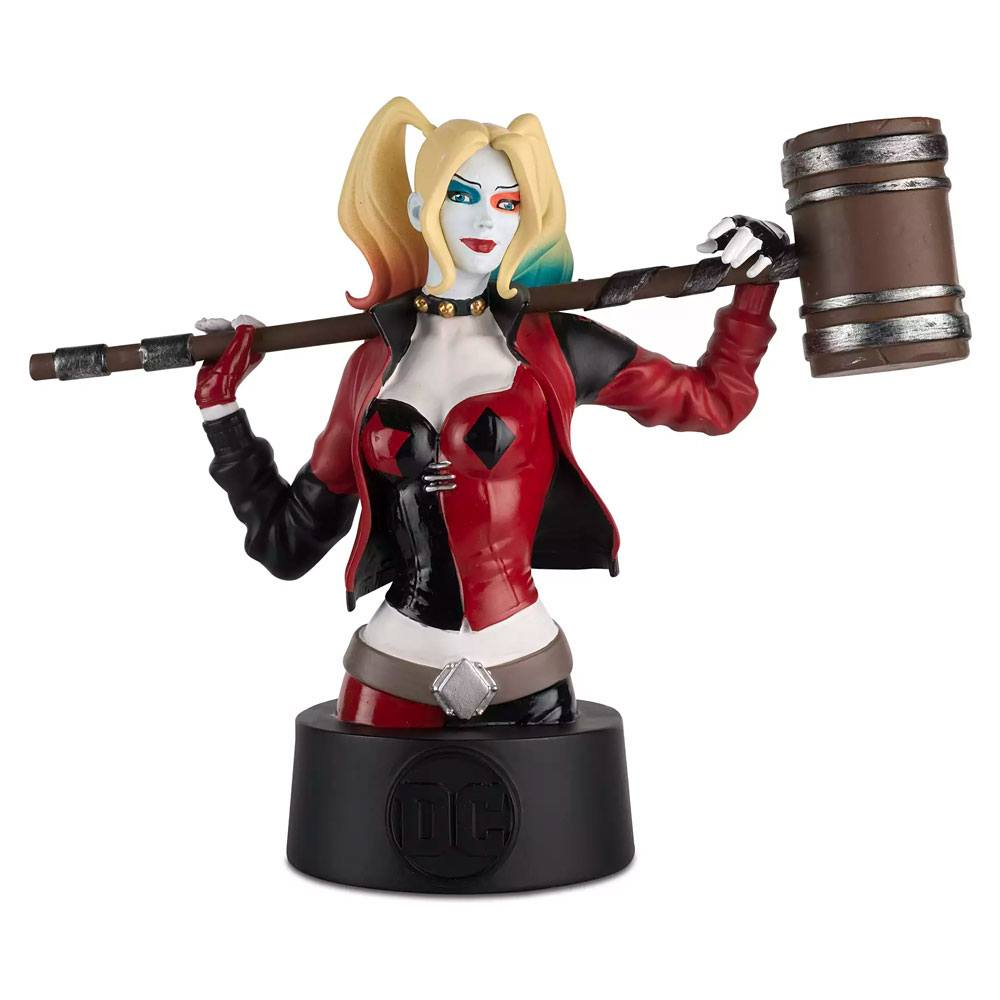 Batman Universe Collector's Busts 1/16 #03 Harley Quinn 13 cm - Damaged item