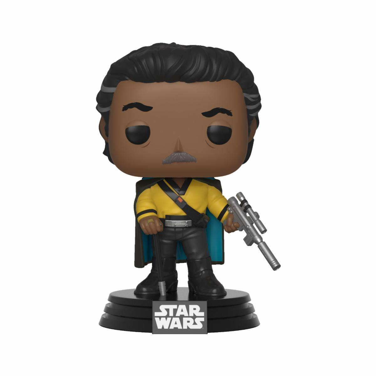 Star Wars Episode IX POP! Movies Vinyl Figure Lando Calrissian 9 cm