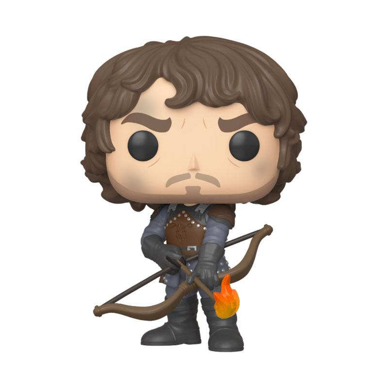 Game of Thrones POP! Television Vinyl Figure Theon w/Flamming Arrows 9cm