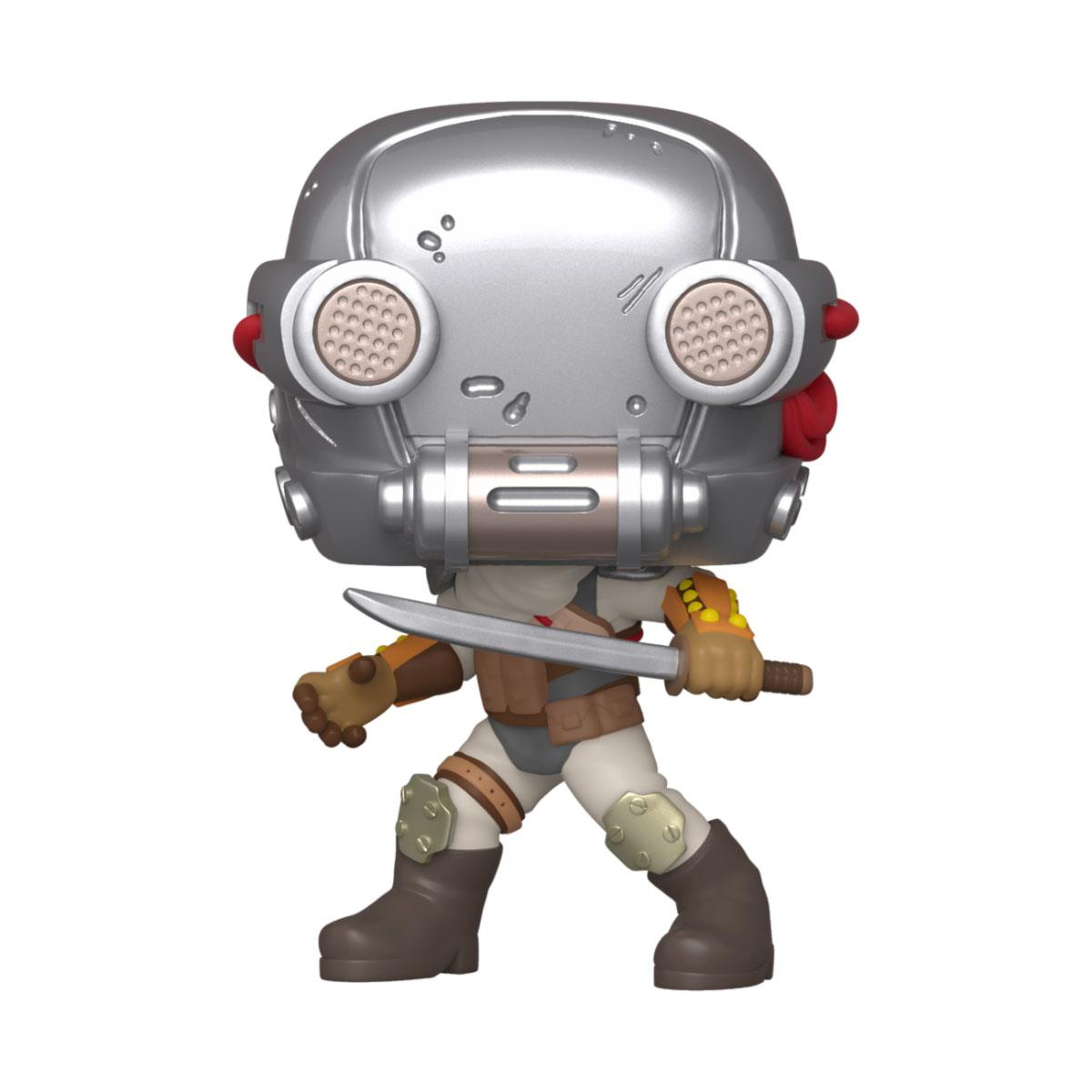 Rage 2 POP! Games Vinyl Figure Immortal Shrouded 9cm