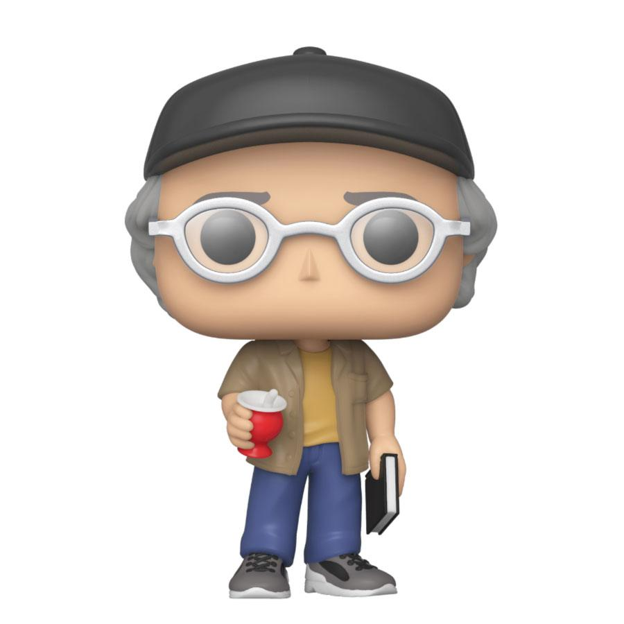 Stephen King's It 2 POP! Movies Vinyl Figure Shop Keeper Stephen King 9cm