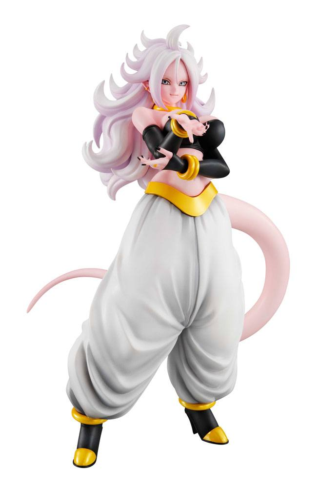 Dragonball Gals PVC Statue Android 21 Transformed Ver. 21cm